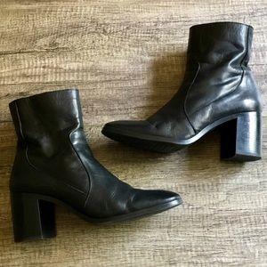 Zara Trafaluc boots size 10